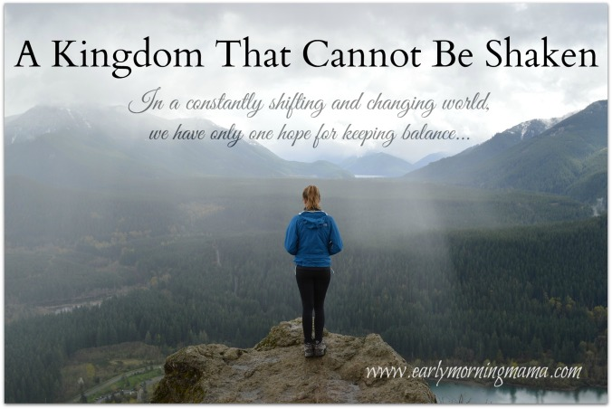 kingdom that cannot be shaken image1