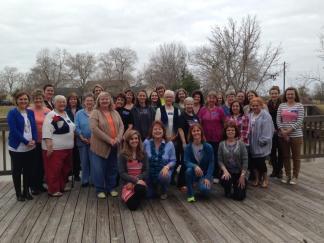 First Baptist Church Rosenberg Women's Retreat January 2014